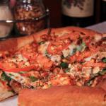 Original crust Spinach Pie
