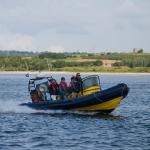 Leaving Crosshaven