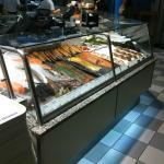 Свежайшие морепродукты
