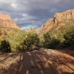 Red Ledge is 20min drive to Kolob Visitor Centre and a number of trailheads.