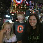 Fun times at Little Bear after Soccer Game