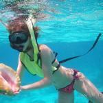 Snorkeling Cane bay