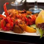 Our Special Chicken Shashlik Kebab