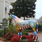 Horse Statue - Symbolic of Aiken