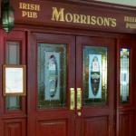 Front door to Morrison's