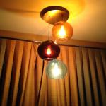 Cool retro light! Love it!