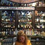 Astrid...The best mojito maker in Little Havana at Cuba Ocho