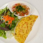 Banh Xeo (Vietnamese Style Crepe)
