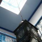 Lamp & Skylight