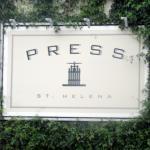 Press, St. Helena, Ca