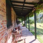 Goldsmith cottage porch
