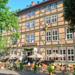 Außenansicht Brauhaus Goslar