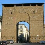 a 30 metri Porta San Frediano
