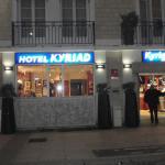 hotel centrale, consigliabile