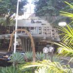 Localizado no setor hoteleiro