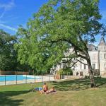 piscine et chateau