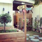 Cle entrance
