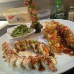 fusion sushi in boksburg