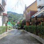 Side Road leading to Ta Restaurant from Kata Noi Rd