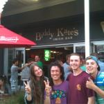 Our last Friday at Biddy Kate's! (British, German and Japanese)