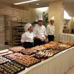 buffet dolci