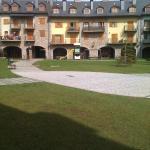 jardin publico del apartamento