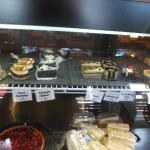 Here is a nice choice of pastries