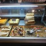 choices for sandwich, wraps and salads