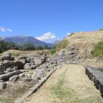 Acropolis of Sparta, Theatre