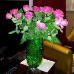 Roses in the 'Romance Package'