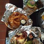 Turkey Burger Good Good