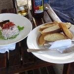 bon  tartare de   thon en après  midi