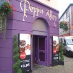Pepper Alley Cafe & Restaurant