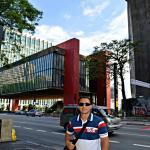Dá pra ir a pé do hotel até o MASP na Av. Paulista