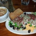 Sullivan's Supper Club - Fresh Salad Bar - Trempealeau WI