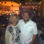 Me and Chef Amar Santana, Wonderful to meet this talented Chef!!!!