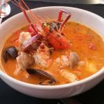 Cioppino to kill for!