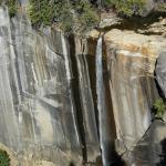Dried Vernal Fall in Oct.