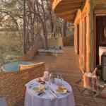 andBeyond Sandibe Okavango Safari Lodge