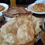 Desi Nashta ( breakfast )