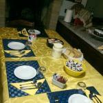 La preparazione x la prima colazione