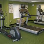 Basic fitness center