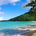 Maho Bay Beach....