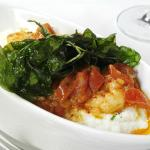Chaz Shrimp and Grits