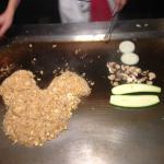 Benihana's Mickey
