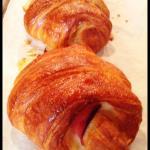Ham and Swiss Croissant