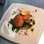 Cod Fish Cake