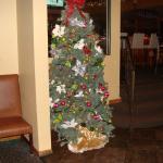 Christmas Tree at JB Hooks