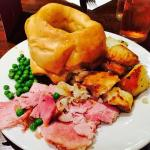 A well cracking roast carvery