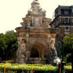 Flora Fountain.
